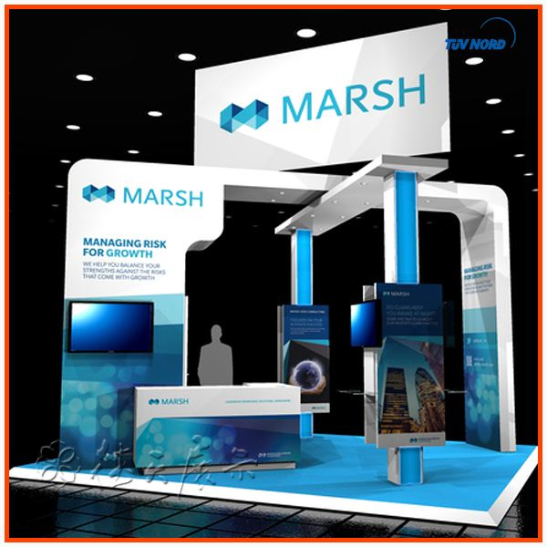 Best Sale New Aluminum Material Expo Stand Used Trade Show