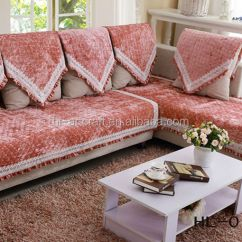 Latest Design Sofa Covers Old Removal Luxury Pink Best Cover Set