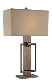 Hotel Table Lamp/hotel Desk Lamp /hotel Lamp With Two