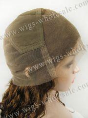 high density updo braided wigs