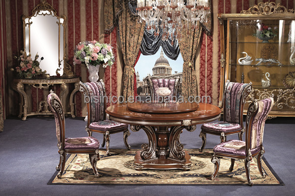 England Style Round Dining Table Noble British Windsor