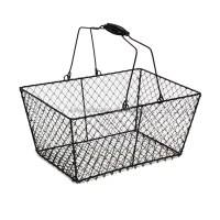 Wrought Iron Fruit Baskets Iron Wire Fruit Basket Tier ...