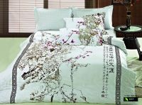 Beatiful And Elegant Chinese Style Printed Duvet Cover Set ...