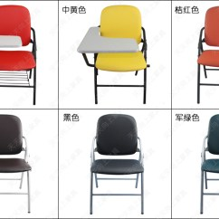 Folding Chair Desk Combo Cart Standard Size Of School Tablet Arm With Writing Pad Wholesale Price Free