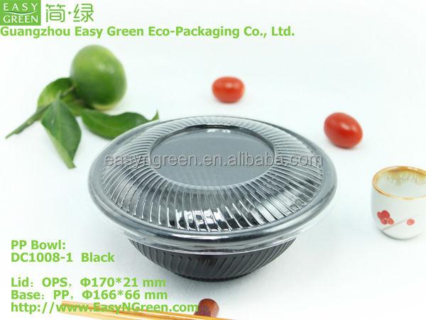 Takeaway Disposable Microwave Pp Plastic Ramen Bowl  Buy