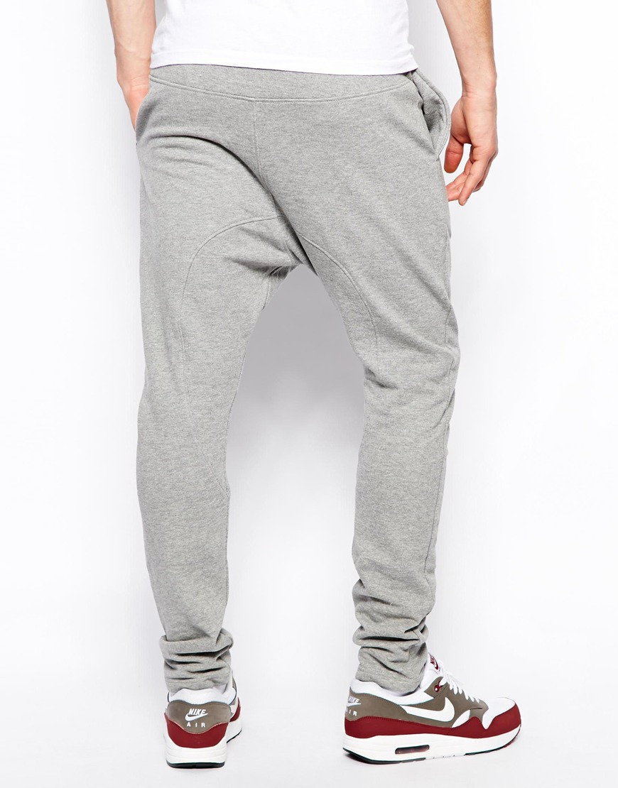 Mens Grey Baggy Sweatpants With Side Seam Pockets Wholesale - Buy Mens Baggy Sweatpants.Wholesale Sweatpants.Grey Baggy Sweatpants Product on ...