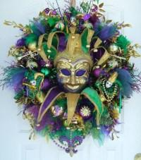 Hall Decor Mardi Gras Mask Decorations Unique Mardi Gras ...