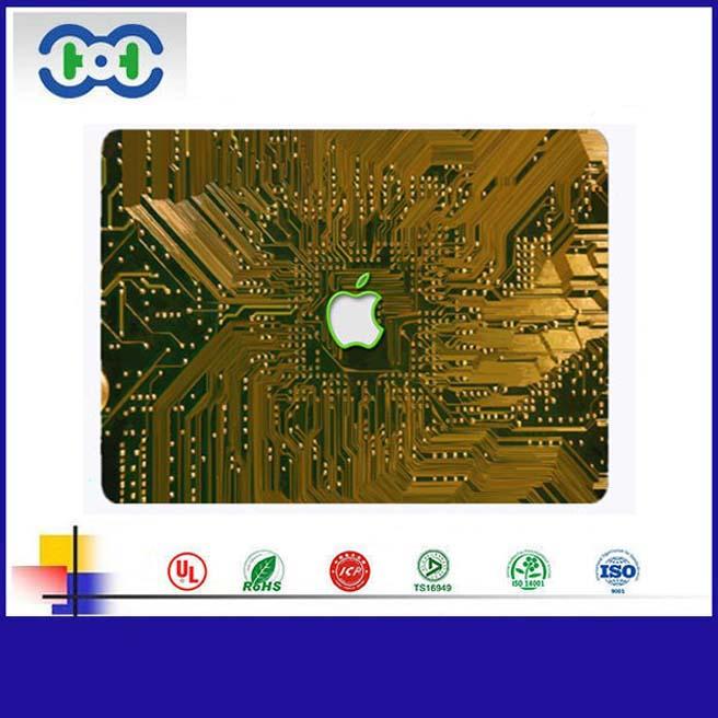 Multilayer Printed Circuit Board Designer Scoring Route Vscore