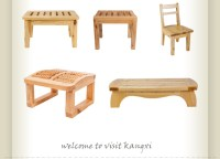 Child Used Funny Chair Made Of Solid Wood Cedar - Buy ...