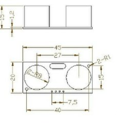 Pir Motion Sensor Wiring Diagram 2003 F250 Radio Srf05 / Hc-sr05 Precise Ultrasonic Range Module - Buy Module,hc-sr05 ...
