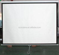 Ceiling Hanging Overhead Projector Screen/ Manual ...