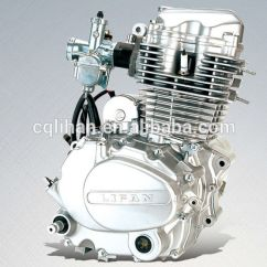 110cc Atv Engine Diagram Hart Wiring Lifan Tricycle Engines Cg125 4 Stroke 125cc With Manual Clutch - Buy ...