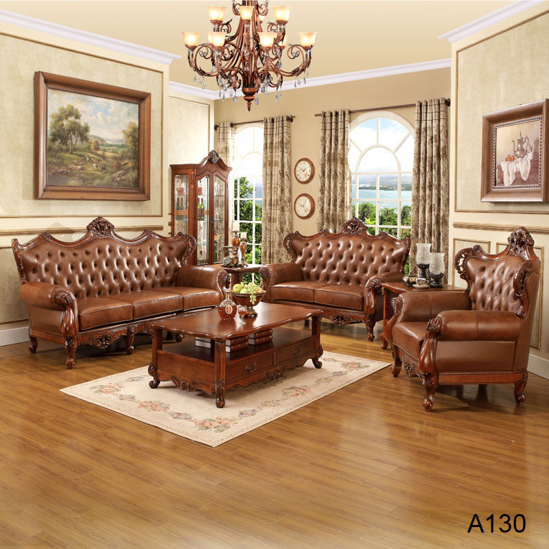 French Provincial Living Room Furniture