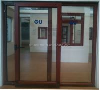 Wood Frame Sliding Glass Door / Wooden Door Frame - Buy ...