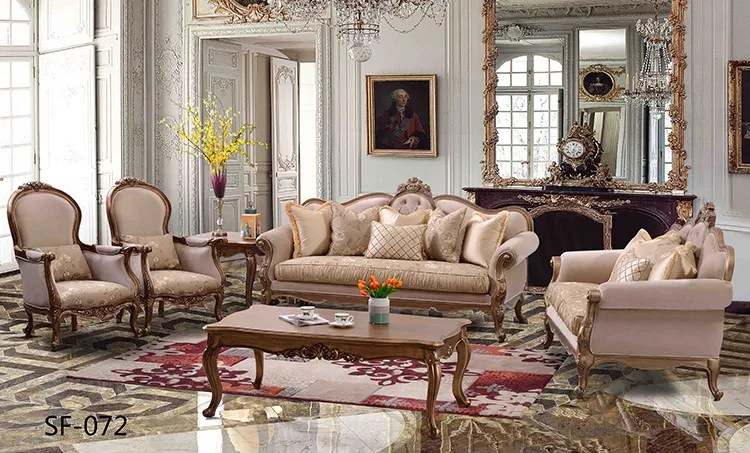 wholesale price royal modern chaise sofa set living room furniture with coffee table and side table buy sofa set with coffee table sofa set with