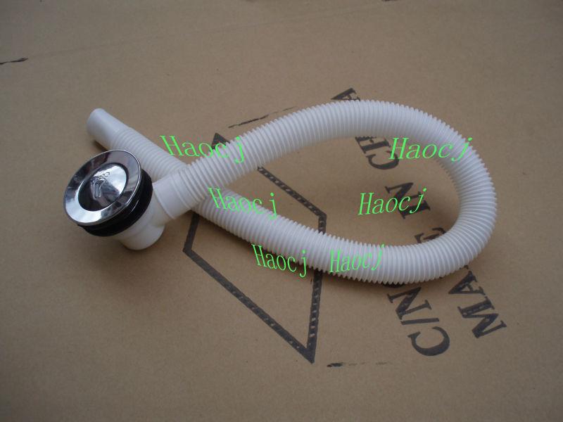 Bathtub Drain Cleaning Machinesbathroom Flexible Drain Plastic Pipe For Sink Drain Hose  Buy