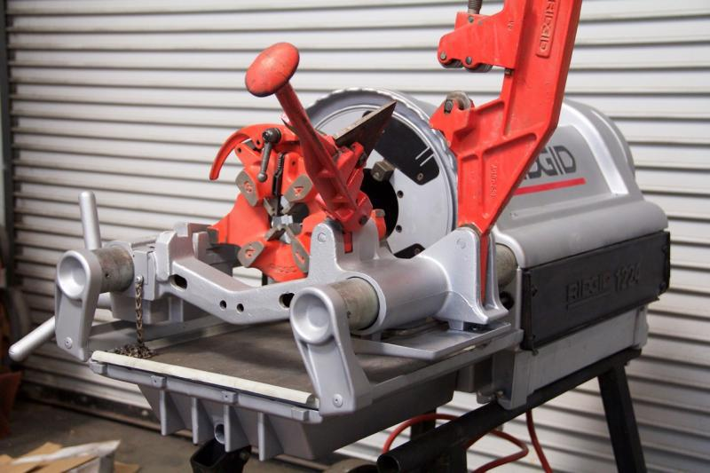 535 Oil Parts Pump Ridgid