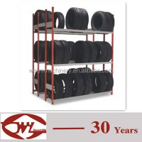 Weiye Star Product Industrial Storage Mobile Tire Rack ...