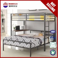 Cheap Bunk Bed Black Full Size Loft Bed For Adult Twin ...
