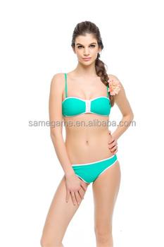2016 Young Girl Sexy Bikini Hot Korean Teen Girl Bikini