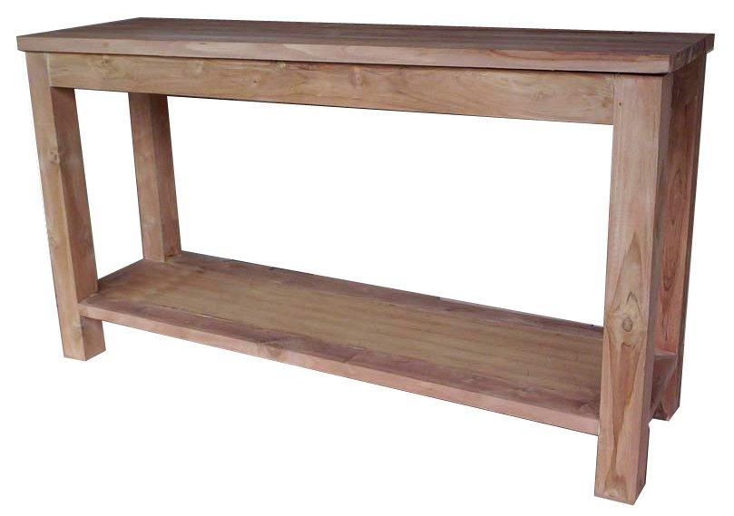 teak sofa table ashton and loveseat console buy product on alibaba com