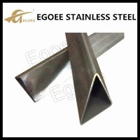 Hollow Triangle Pipe Stainless Steel Half Round Pipe Sizes ...