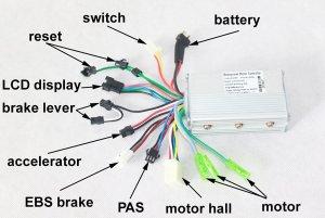 Brain Power Motor Controller Wiring Diagram  Somurich