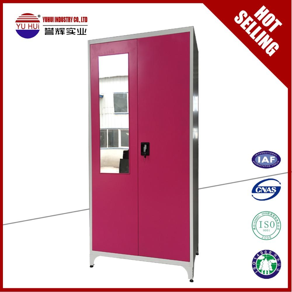 2 Door Steel Almirah Design