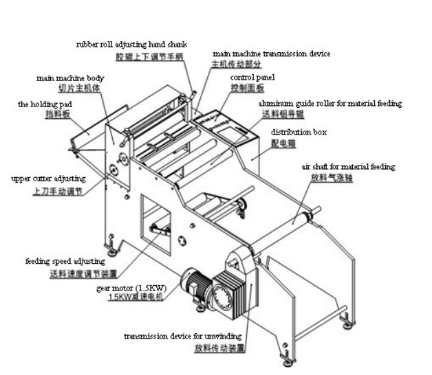 Laser Cutter Wiring Diagram