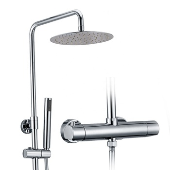 Himark Modern Surface Mounted Thermostatic Shower Mixer