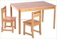 School Desk Folding Study Table And Chair Baby Furniture ...