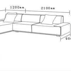 Standard Sofa Sizes In Mm Cheers Manwah Reviews Living Room Furniture Dimensions