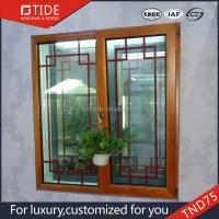 Wooden Window Grill Designs