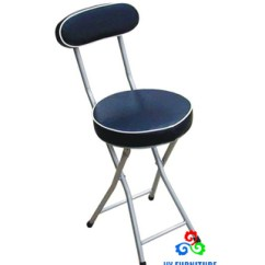 Folding Chair Round Barcelona Cushions And Straps Small With Durable Padded Seating Supplier