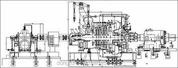 Nuclear Power Generator Diagram Natural Gas Generator