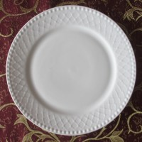 Fine Bone China Gold Rimmed Dinner Plates - Buy Fine Bone ...