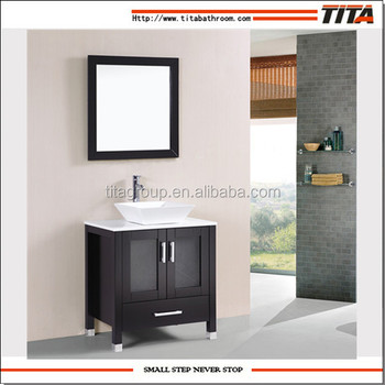 Modern Cheap Single Bathroom Furniture Vanity  Buy Modern