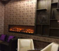 Master Flame Indoor Led Electric Fireplace With Remote ...