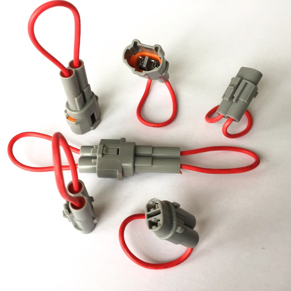 medium resolution of 2 pin sumitomoo 6180 2321 6187 2311 female male kit mt sealed automotive connector wire harness