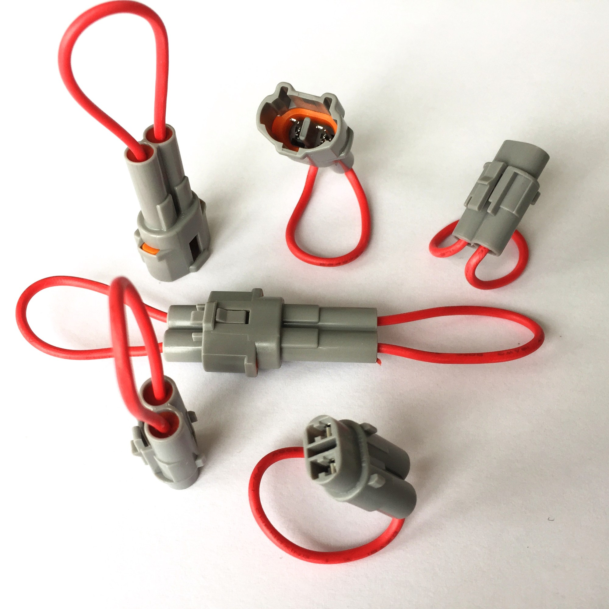 hight resolution of 2 pin sumitomoo 6180 2321 6187 2311 female male kit mt sealed automotive connector wire harness