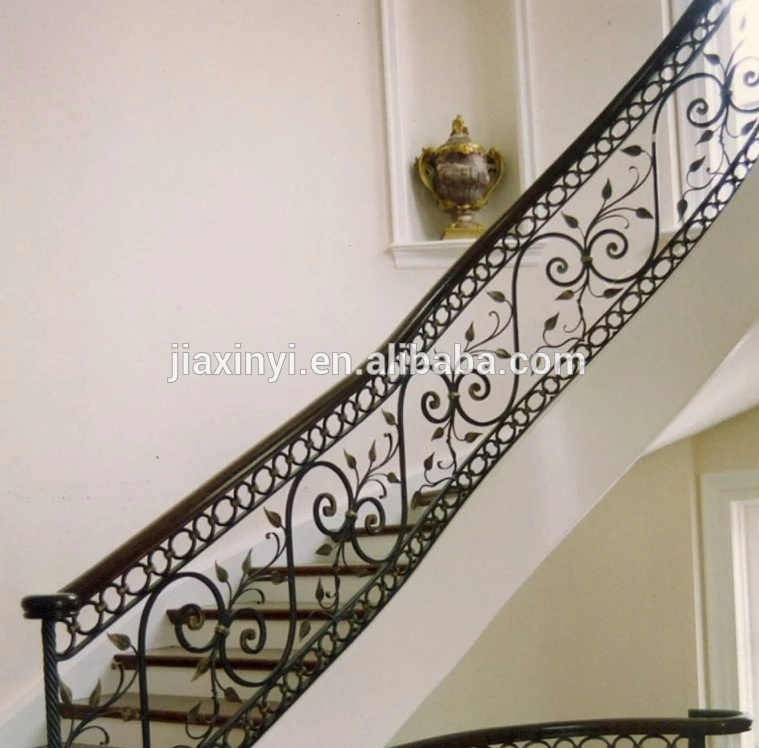 Modern Iron Railing Designs Staircase Wrought Iron Railing | Ladder Railing Design Iron | Balcony | Wrought Iron | Railing Ideas | Metal | Baluster