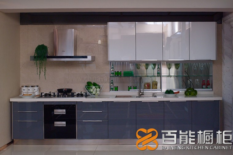 acrylic kitchen cabinets pull down faucet replacement head modular laminate sheet veneer indian cabinet style with good price