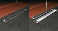 Snless Steel Floor Drainage Channel - Carpet Vidalondon