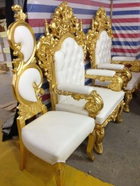 White Purple Love Seat Birdcage Throne Queen Chaise Lounge ...