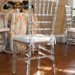 Plastic Chiavari Chair Wood Leather Office Wholese Crystal Clear Wedding Buy