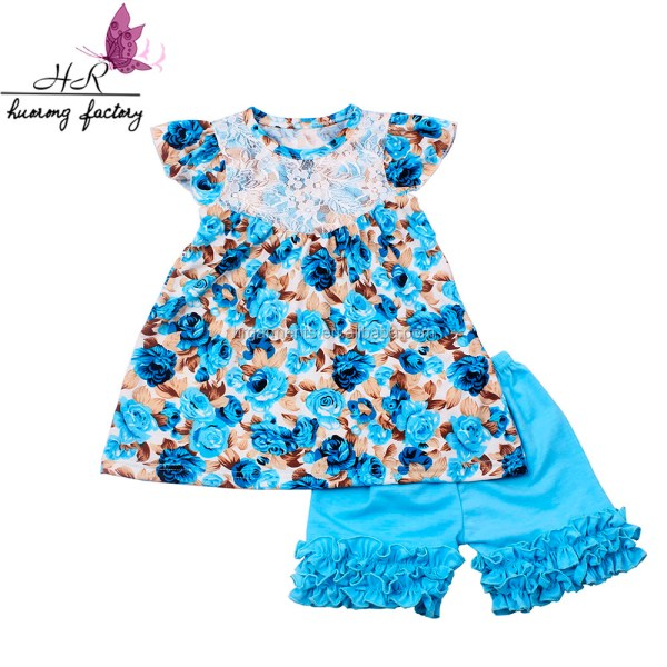 Toddler Girl Summer Outfit - Online