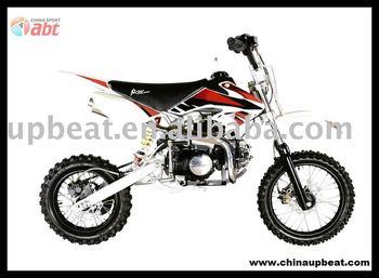 Upbeat Motorcycle 125cc Quad Dirt Bike Mini Dirt Bike