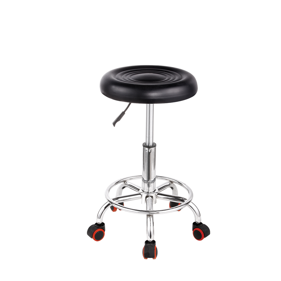 stool chair on wheels dining table with 6 chairs argos adjustable 5 beauty spa salon barber massage manicure stools