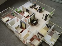 Top Quality Layout Model For House Plan,Residential ...