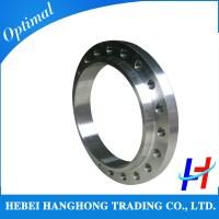 Large Diameter 12 Inch Carbon Steel Pipe Din Flanges - Buy ...